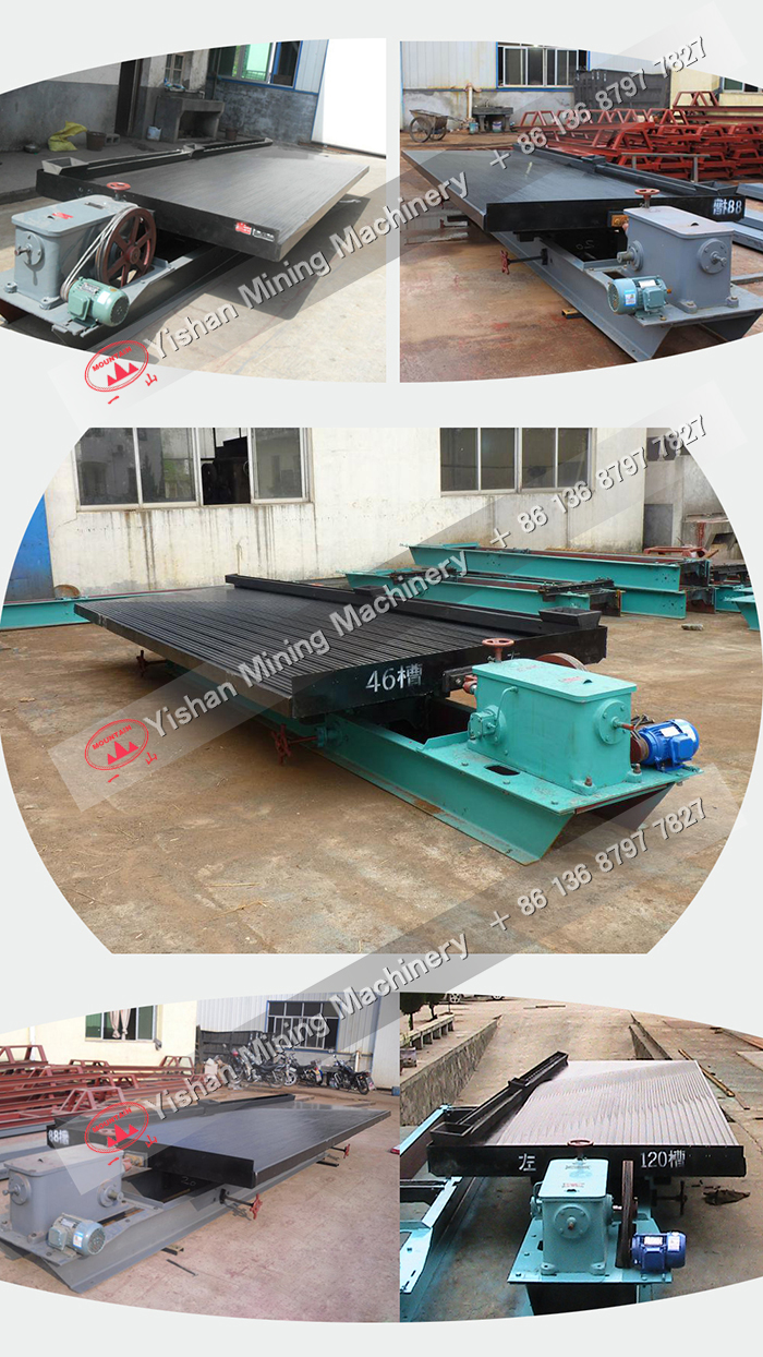 Glass Fiber Shaking Table